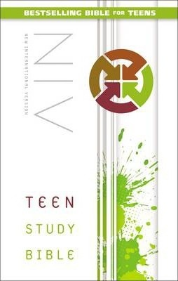 EGB0013 NIV Teen Study Bible